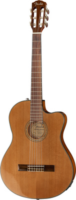 Fender CN-140SCE Thinline Natural