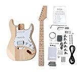 'Rocktile DIY PST Kit de construction de guitare �lectrique (