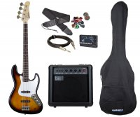 EAGLETONE PACK THUNDERJAZZ SUNBURST + BA620