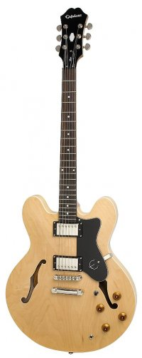 EPIPHONE GUITAR DOT NATURAL