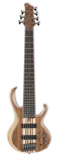 IBANEZ BTB747-NTL 7-STRING NATURAL LOW GLOSS