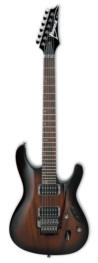 IBANEZ TRANSPARENT BLACK SUNBURST