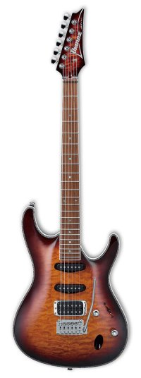 IBANEZ SA460QM-ABB ANTIQUE BROWN BURST
