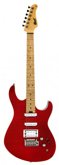 CORT G-LTD16 LIMITED SERIES TRANS RED