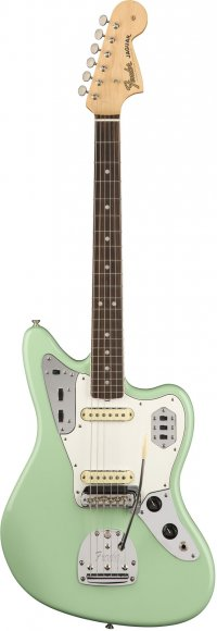 FENDER AMERICAN ORIGINAL 60S JAGUAR RW SURF GREEN