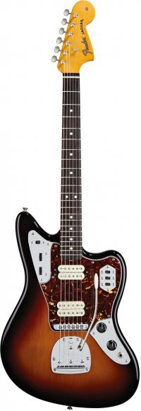 FENDER MEXICAN CLASSIC PLAYER JAGUAR HH SUNBURST