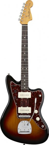 FENDER MEXICAN CLASSIC PLAYER JAZZMASTER SUNBURST