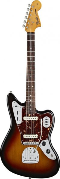FENDER MEXICAN CLASSIC PLAYER JAGUAR SUNBURST