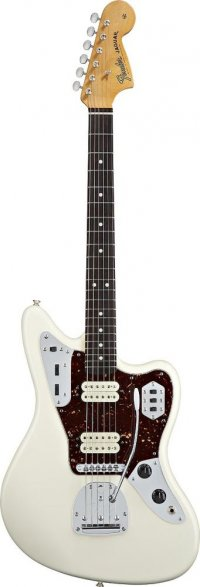 FENDER MEXICAN CLASSIC PLAYER JAGUAR HH OLYMPIC WHITE