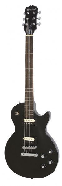 EPIPHONE GUITAR LES PAUL STUDIO LT EBONY