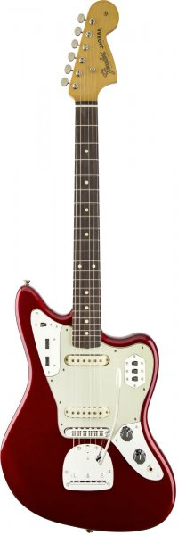 FENDER MEXICAN CLASSIC PLAYER JAGUAR CANDY APPLE RED