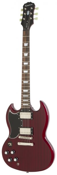 EPIPHONE G-400 PRO RED