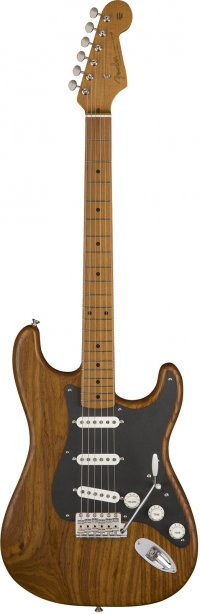 FENDER STRATOCASTER AMERICAN VINTAGE 56 LTD ROASTED ASH NAT