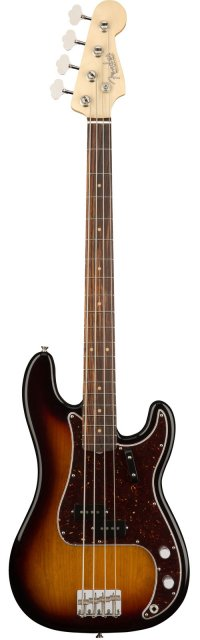 FENDER AMERICAN ORIGINAL 60S P BASS RW 3 TONS SUNBURST