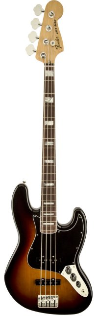 FENDER MEXICAN CLASSIC 70'S JAZZ BASS SUNBURST