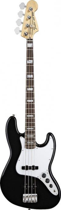 FENDER MEXICAN CLASSIC 70'S JAZZ BASS BLACK