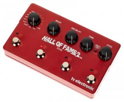 tc electronic Hall of Fame 2 x4