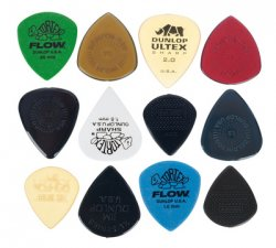 Dunlop Shred Pick Variety Pack