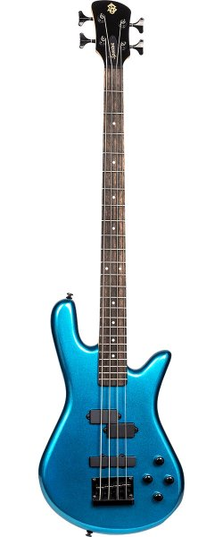 SPECTOR BASSE PERFORMER 4 METALLIC BLUE