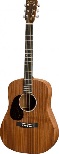MARTIN GUITARS GAUCHER D-JR2E-L