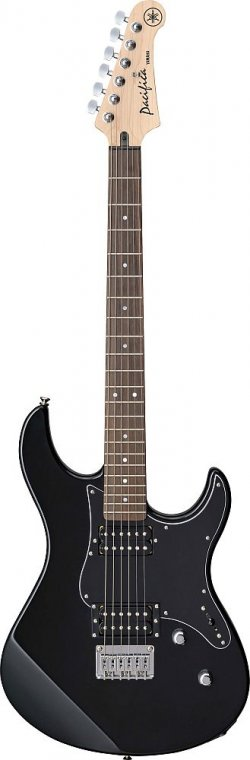 YAMAHA PACIFICA GPA120HBL BLACK