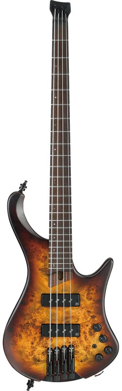 IBANEZ BASS WORKSHOP EHB1500-DEF DRAGON EYE BURST FLAT